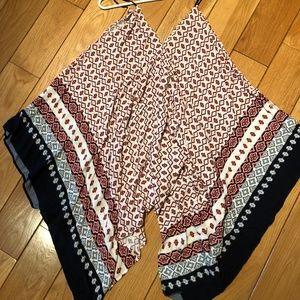 Blu Pepper Black / Coral Dress